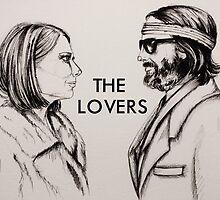 The Lovers by freelancedoe