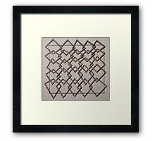 10 Framed Print