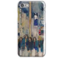 Phantom of the Opera New York Theatre District  iPhone Case/Skin
