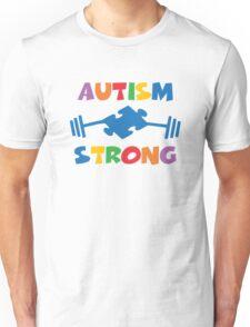 Autism Strong Unisex T-Shirt