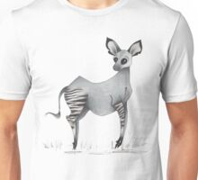 Tiptoe Okapi Unisex T-Shirt