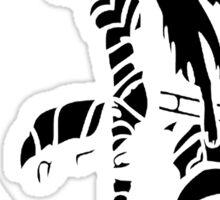 Artorias (Black) Sticker