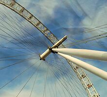 London Eye Effect.. by Lauren Tucker
