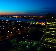 Downtown Detroit by Erinn822