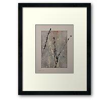 8 Framed Print