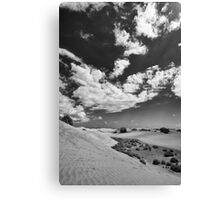 Dune Walk 3 Canvas Print