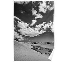 Dune Walk 3 Poster