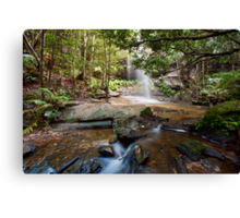 Adelina Falls, Lawson NSW Canvas Print