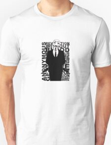 Anonymous revolution without blood ? 2 T-Shirt