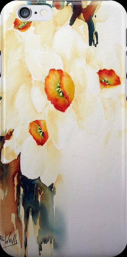 Daffodil by Bev  Wells