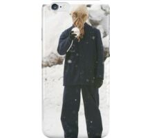 Doctor who OOD Sigma  iPhone Case/Skin