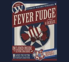 FEVER FUDGE - Weasley Wizard Wheezes by forcertain