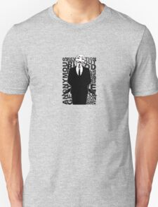 Anonymous revolution without blood ? small 1 T-Shirt