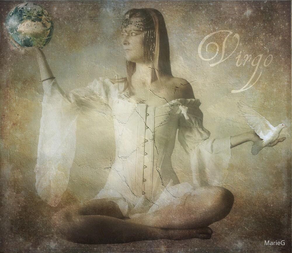 Virgo... by MarieG