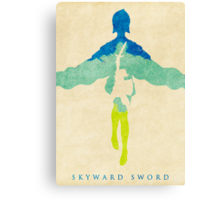 Skyward Canvas Print