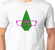 Olicity Icon - Arrowhead & Glasses Unisex T-Shirt