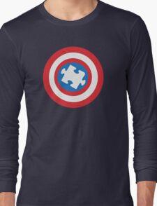 Captain Au-some Long Sleeve T-Shirt