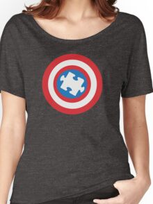 Captain Au-some Women's Relaxed Fit T-Shirt