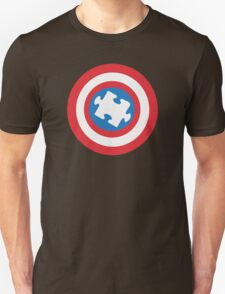 Captain Au-some Unisex T-Shirt