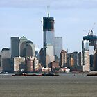 New York Skyline by William  Donnelly