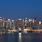 New York City 2 by William  Donnelly