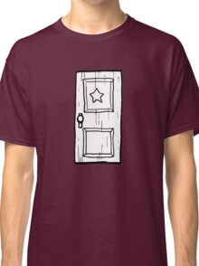 Scott Pilgrim vs The World // Subspace Door Classic T-Shirt