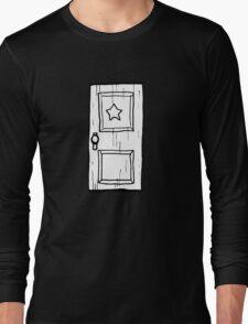 Scott Pilgrim vs The World // Subspace Door Long Sleeve T-Shirt