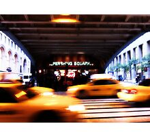 Rush Hour Photographic Print