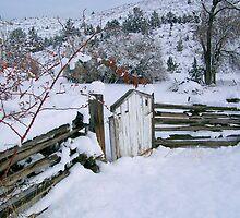 Winter's Gate by BettyEDuncan