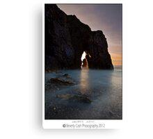 Gateway to the Sun Canvas Print