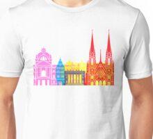 Strasbourg skyline pop Unisex T-Shirt