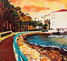 Catalina Island by Carrie Jackson