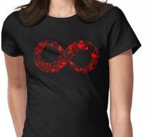 Infinite Love Womens Fitted T-Shirt