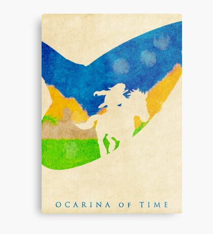 Ocarina Metal Print
