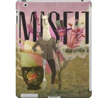 Unshackled, Misfit by Lendi Hader iPad Case/Skin
