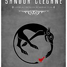 Sandor Clegane Personal Sigil by liquidsouldes