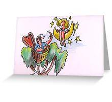 Love Night Greeting Card