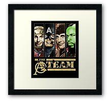 Special Squad Framed Print