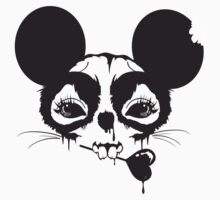 Death Mouse by Moonshine Madness Art for Music