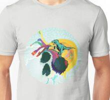 Graffitisaurus Unisex T-Shirt