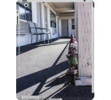 Creeper Gnome iPad Case/Skin