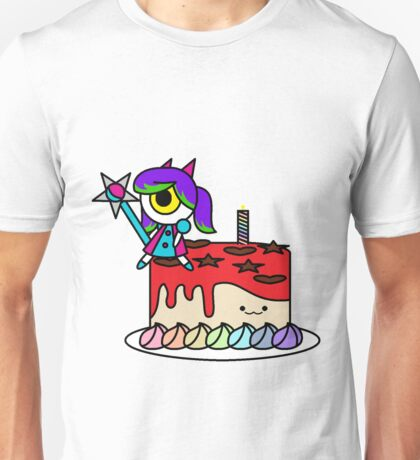 Wacky Cake Unisex T-Shirt