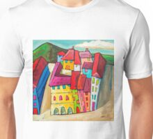 Barcelona, Spain Unisex T-Shirt