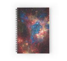 Galaxy Nebula 6 Spiral Notebook