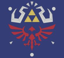 Hylian Shield by alvhol