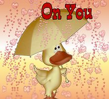 Quackers On You .. card by LoneAngel