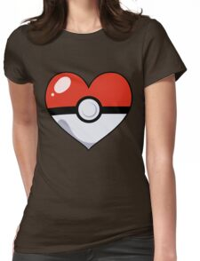 Pokelove Womens Fitted T-Shirt