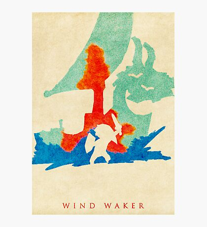 Waker Photographic Print