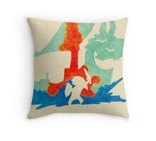 Waker Throw Pillow
