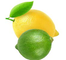 Lemon and lime by 6hands